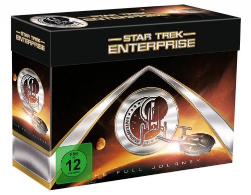 Star Trek - Enterprise - The Full Journey DVD-Box für 55,99 € @ buecher.de
