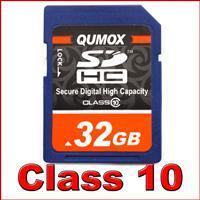 32 GB SDHC Class 10 für 15,99€ bei EBAY