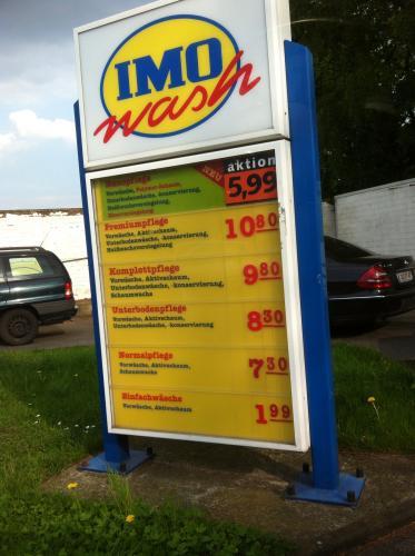 [LOKAL?] Autowäsche für nur 1,99 Euro