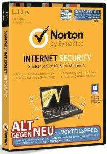 [Amazon] Norton Internet Security 2013 für 9,90 Euro Blitzangebot bis 22:00 Uhr
