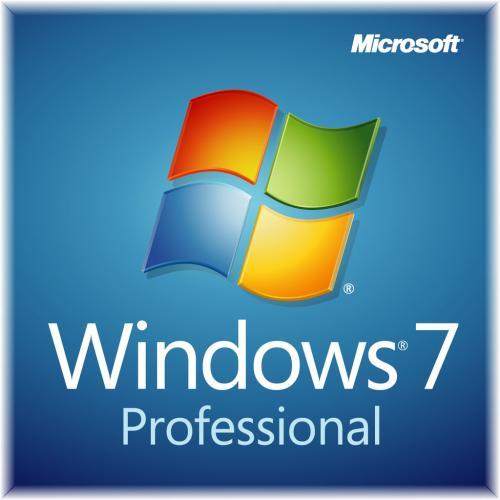 Windows 7 Professional 64bit OEM SP1