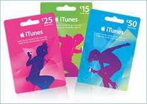iTunes 20% Rabatt auf 15€, 25€, 50€-Karten [Kaufland]