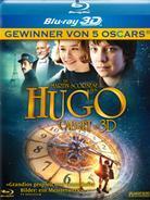 [Bluray] Hugo Cabret 3D  *deutscher Ton* 11,99 EUR