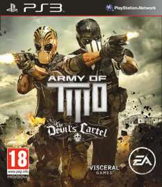 XBox360/PS3 - Army of Two: The Devil's Cartel für €25,62 [@TheHut.com]