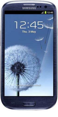 Samsung Galaxy S3 16GB Weiß (ohne Vertrag), versandkostenfrei