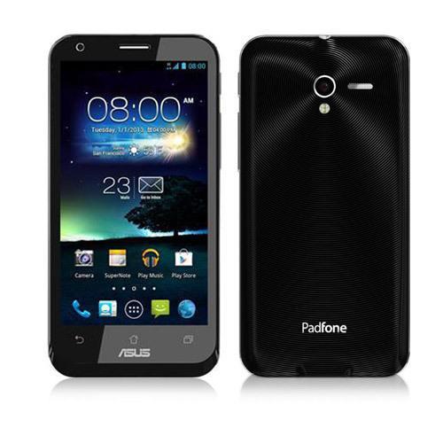 Asus Padfone 2 16GB schwarz aus UK (ebay) mit 12 Monaten Garantie für ca. 381€