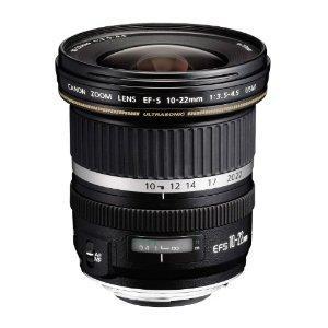 Canon EF-S 10-22mm 1:3,5-4,5 USM Objektiv fuer 549,95 Euro