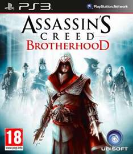 Assassin's Creed: Brotherhood (PS3/X360) für ~ €19