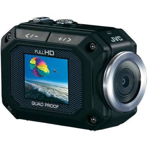 "JVC™ - Full-HD Action Kamera ""ADIXXION"" (5m wasserdicht, 2m stossfest, 3,8cm Display, Wi-Fi) ab €174,72 [@Conrad.de]"