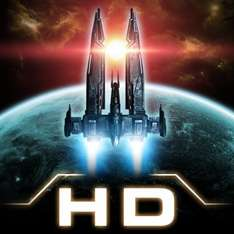 [iOS] Galaxy on Fire 2 HD gratis
