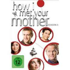 How I Met Your Mother Staffel 3 und 4 bei amazon.de