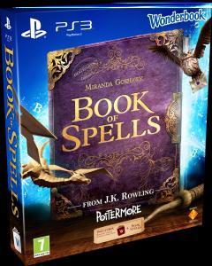 Wonderbook: Das Buch der Zaubersprüche [PS3 Move erforderlich] für 12,90€ @ amazon