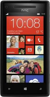 HTC Windows Phone 8X Smartphone rot - Warehouse Deals! - *Update*