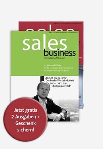2x Salesbusiness + Geschenk