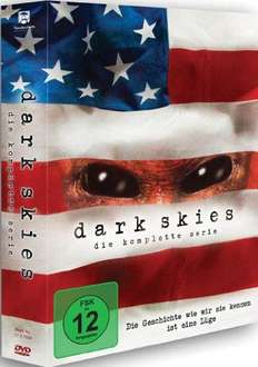 Dark Skies - Die komplette Serie (6 DVDs) für 22,97 € @ Amazon