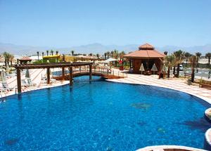Reise: 1 Woche Emirate / Ras-al-Khaimah (Flug, Transfer, 4* Hilton mit Frühstück) effektiv 275,- € p.P. (Mai)