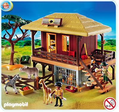 PLAYMOBIL® 4826 - Wildtierpflegestation für 29,95 + Versand