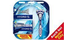 [offline] bei Netto: Wilkinson Hydro 5 Rasierklingen 4 Stck + Rasierer GRATIS