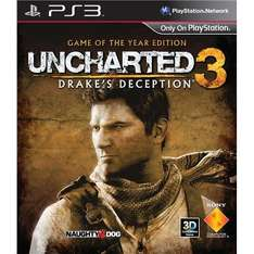 PS3 - Uncharted 3 (Game Of The Year Edition) für €11,86 [@Zavvi.com]
