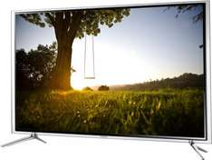 Samsung UE55F6800 3D LED-TV 400Hz Full HD inkl. 2x3D Brillen - 55 Zoll - F-Serie