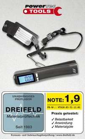 Praktische Gepäckwaage oder Fahrradwaage EUR 7,99 - NORMA vor Ort