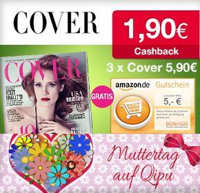 [Qipu] Cover für 3 Monate mit effektiv 1€ Gewinn