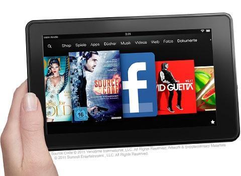 Lokal Saturn Bielefeld: Kindle Fire HD 16GB für 149€ ! (32GB für 199€)