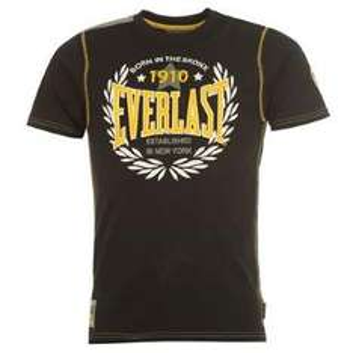 Everlast T-Shirts, 100% Baumwolle, viele Varianten 5,99 Euro plus 3,95 Euro Porto