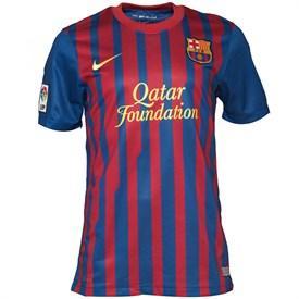 Nike Herren FCB Barcelona Home Jersey Top BlauNur 17, 99€ bei MandM