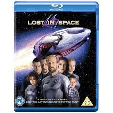Blu-Ray - Lost In Space für €5,85 [@Wowhd.co.uk]