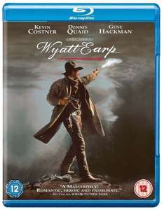 Blu-Ray - Wyatt Earp für €5,85 [@Wowhd.co.uk]