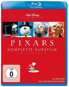 Pixars komplette Kurzfilm Collection (Blu-ray) @Weltbild