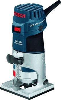 Für die Handwerker: Bosch Blau Kantenfräse GFK 600 Professional für 163,90€ (idealo 188]