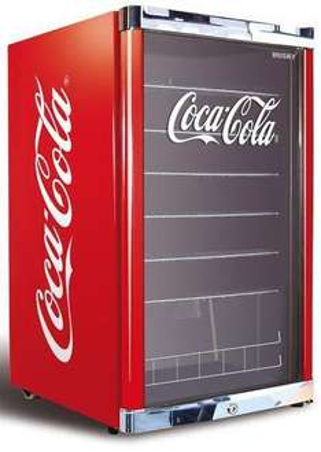 Ebay-Wow: Husky Highcube Coca-Cola, Becks oder Afri Cola Kühlschrank