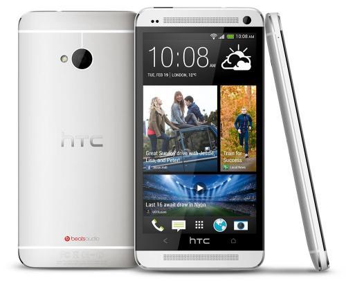 HTC One 32 GB Gracial Silver ohne Simlock oder Branding nur 589,00 €