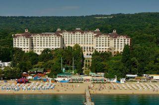 Reise: 1 Woche Goldstrand / Bulgarien (Flug, Transfer, 5* Hotel) ab Leipzig 191,- € p.P. incl. Zug zum Flug