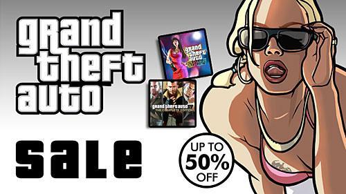 [PSN] GTA Sale im PSN/SEN ab 4,99€ - GTA 3; GTA Vice City; GTA San Andreas; GTA 4 und mehr!!