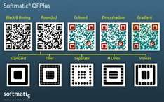 [Mac App Store] Softmatic QRPlus - QR-Codes am Mac erstellen