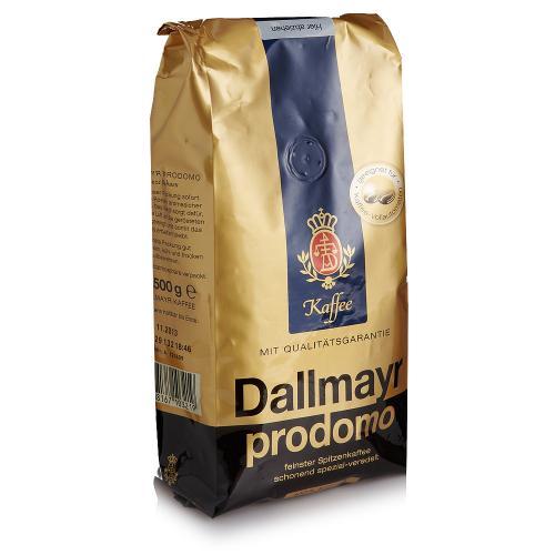 [Edeka] Dallmayr prodomo ganze Bohnen 500g für 3,77