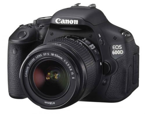 Canon EOS 600D Kit 18-55 mm MM Leipzig für 399,-