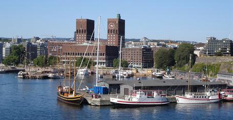 Reise: Langes Wochenende 3 Nächte in Oslo (Flug, Transfer, zentrales 3* Hotel) 133,- € p.P.