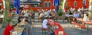 [Lokal] 1 Freibier im Biergarten Beim Schupi in Karlsruhe