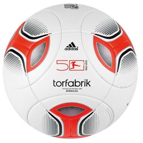 Adidas DFL 12 OMB W44027 TORFABRIK Fußball Ball UVP 129,95 €