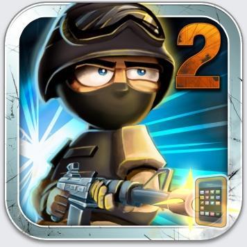 Tiny Troopers 2: Special Ops kostenlos für iOS