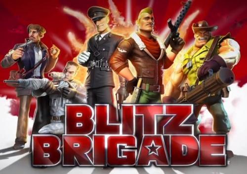 Blitz Brigade gratis für Android & iOS