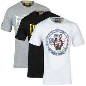 3 Everlast T-Shirts für Männer mit Gutscheincode für ~15,40€