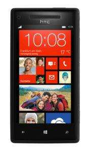 HTC 8x Windows Phone schwarz @Amazon Marketplace