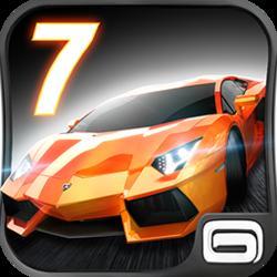[iOS] Asphalt 7: Heat