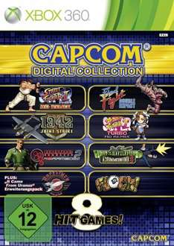 [Amazon] Capcom Digital Collection Xbox 360 für 9,85 + VSK (ohne Prime)
