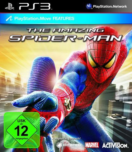 The Amazing Spider-Man PS 3 bei Amazon für 20,09€